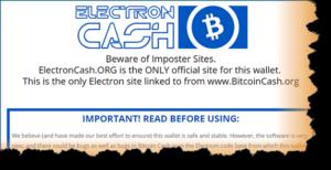 Bitcoin Cash кошелек - где скачать