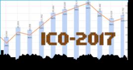 Развитие ICO 2017 году