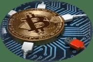 Наличие ключа обеспечивает доступ в blockchain